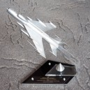 Model Aluminiowy Samolotu Su7