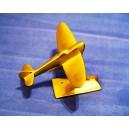 Mosiężny Model Samolotu Spitfire