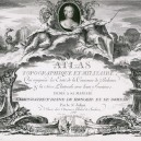 1797. Atlas Topographique et Militaire