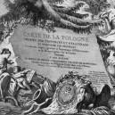 1772 r.  Carte de la Pologne