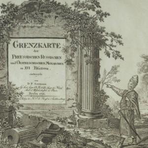 1795. POLEN und den Angranzenden Provinzen Sotzmann