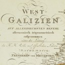 West-Galizien Metzburg, Georg Ignaz