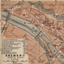 Plany Miast Niemcy 1910 r