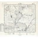 73  WIG - MAPA SZCZEGÓŁOWA POLSKI 125 000 WCZESNE WYDANIA W CIĘCIU MAP ZABORCZYCH 1920 - 1929